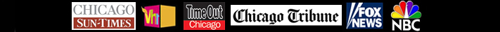 Media Logos Where Chicago First Dates's speed dating events and singles parties have appeared.